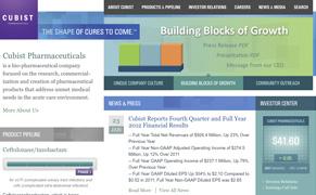 Cubist Pharmaceuticals