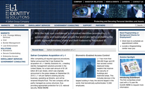 L1 Identity Solutions, Inc.