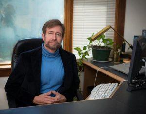 DISC President Rob Laporte