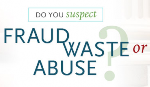 PPC Fraud, Waste, or Abuse